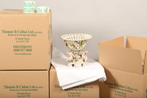 Packaging for home removals